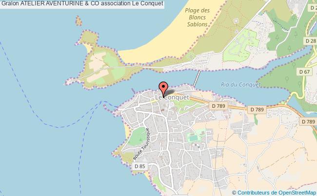 plan association Atelier Aventurine & Co