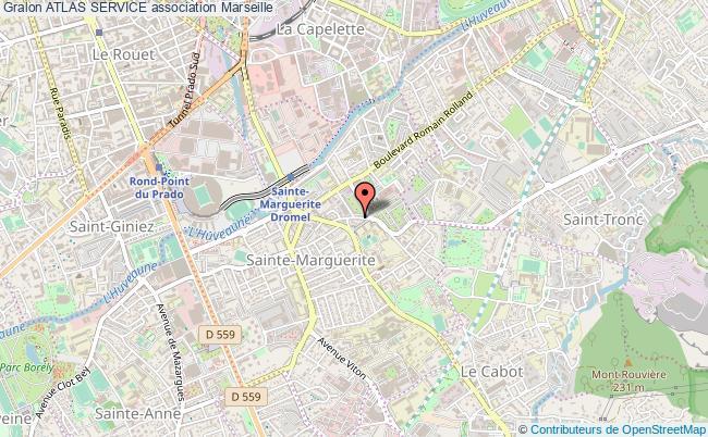 plan association Atlas Service Marseille