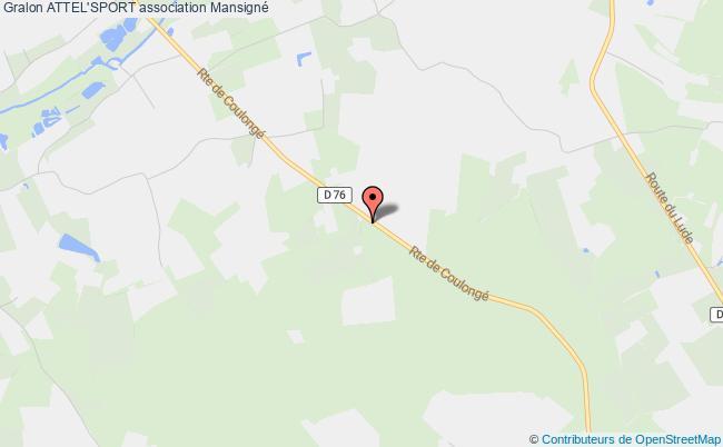 plan association Attel'sport Sainte-Foy