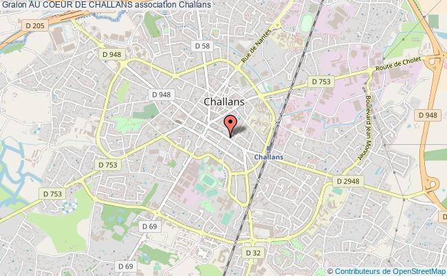 plan association Au Coeur De Challans