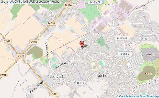 plan association Auchel Nature