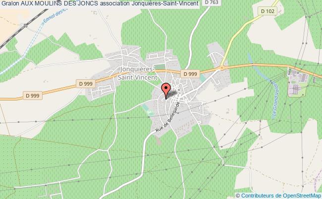 plan association Aux Moulins Des Joncs