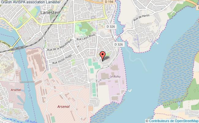 plan association Avispa Lanester