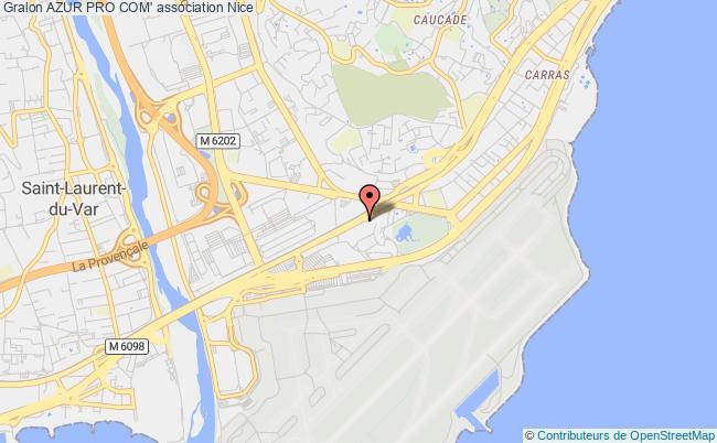plan association Azur Pro Com'