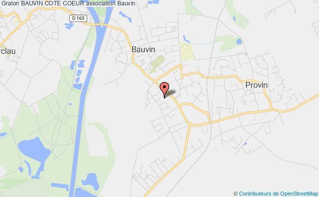 plan association Bauvin Cote Coeur Bauvin