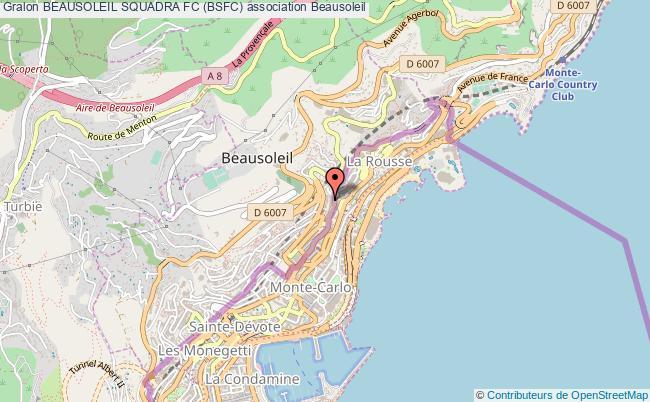 plan association Beausoleil Squadra Fc (bsfc)