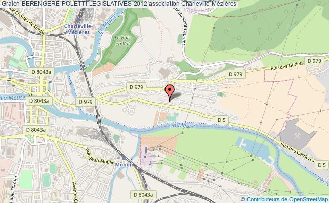 plan association Berengere Poletti Legislatives 2012