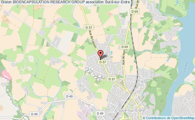 plan association Bioencapsulation Research Group