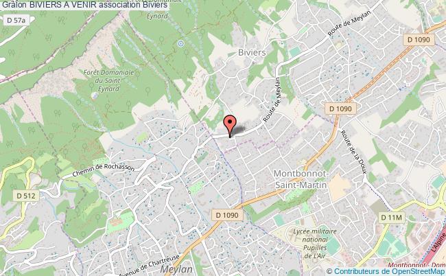 plan association Biviers A Venir
