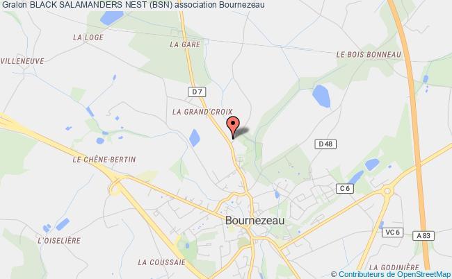 plan association Black Salamanders Nest (bsn) Xanton-Chassenon