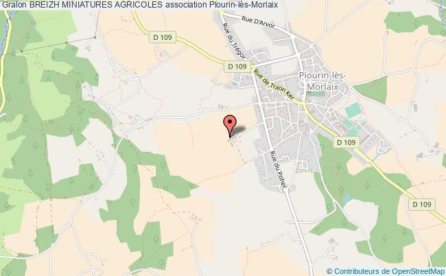 plan association Breizh Miniatures Agricoles