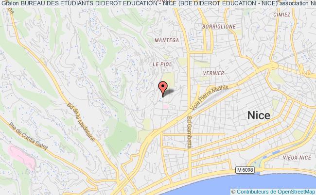 Bureau des etudiants diderot education nice bde diderot