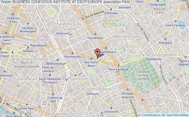 plan association Business Confucius Institute At Escp Europe