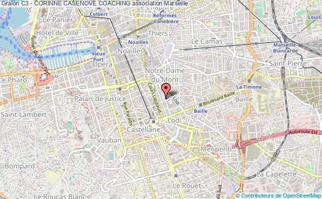 plan association C3 - Corinne Casenove Coaching Marseille