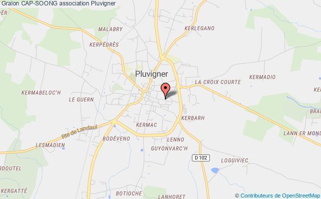 plan association Cap-soong Pluvigner