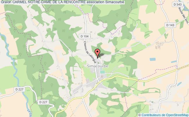 Rencontres à Notre-Dame-Du-Mont-Carmel
