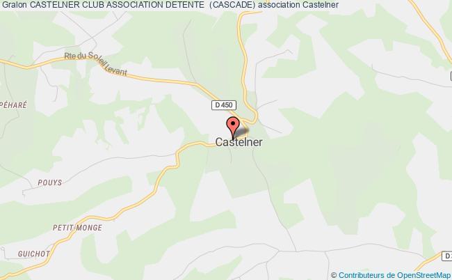 plan association Castelner Club Association Detente  (cascade)