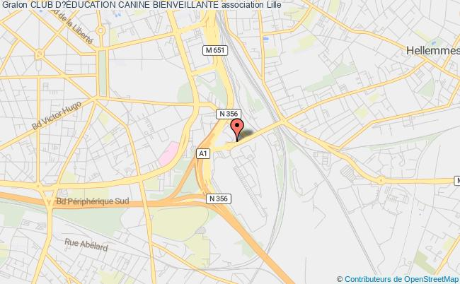 centrale canine lille