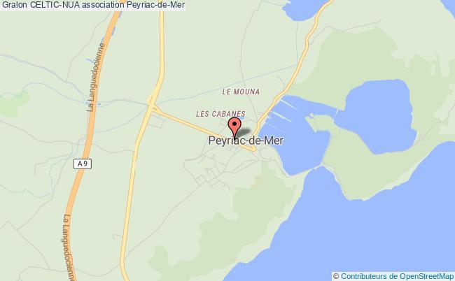 plan association Celtic-nua Peyriac-de-Mer