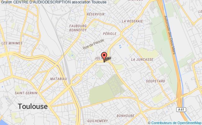 plan association Centre D'audiodescription