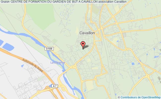 plan association Centre De Formation Du Gardien De But A Cavaillon