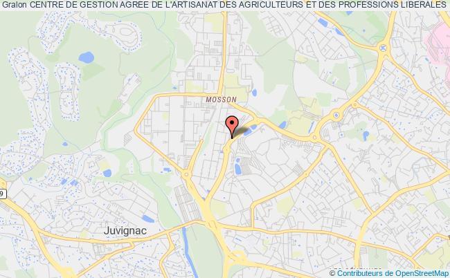 Centre De Gestion Agree De L'Artisanat Du Languedoc-Roussillon