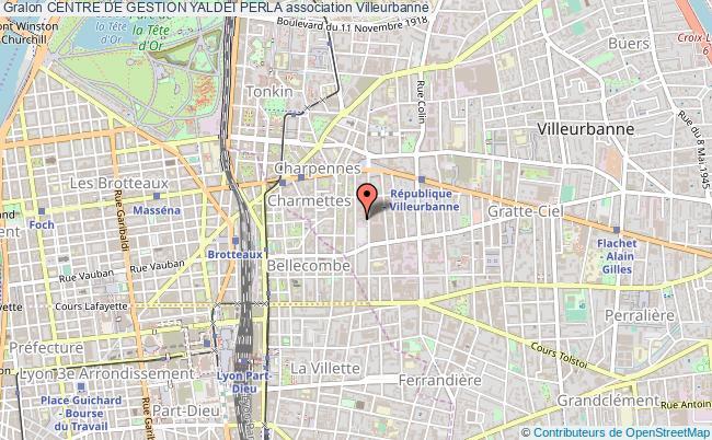 plan association Centre De Gestion Yaldei Perla