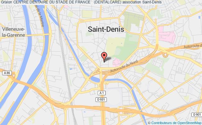 Centre dentaire du stade de france (dentalcare) association France ...
