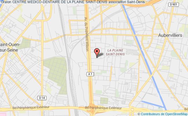 Centre medico-dentaire de la plaine saint-denis association Santé ...
