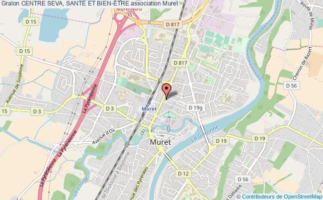 plan association Centre Seva, SantÉ Et Bien-Être
