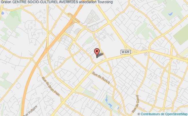 plan association Centre Socio-culturel Averroes