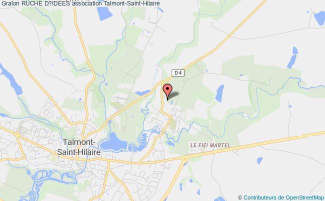 plan association Centre Socioculturel Du Talmondais (cct)