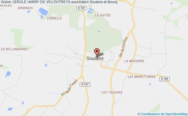 plan association Cercle Harry De Villoutreys Soulaire-et-Bourg