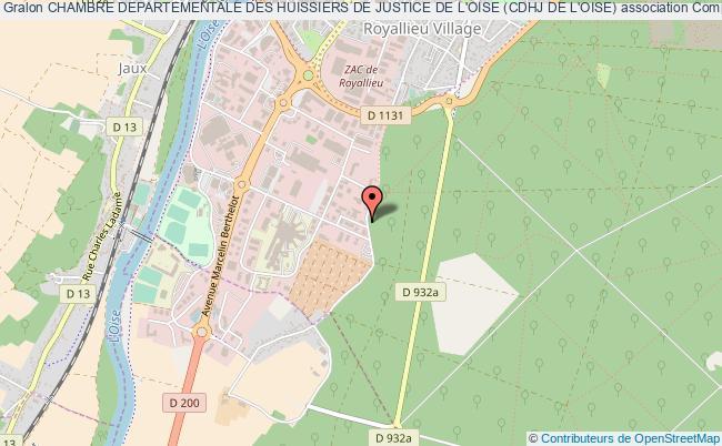 Good Plan Association Chambre Departementale Des Huissiers De Justice De Lu0027oise  (cdhj De L