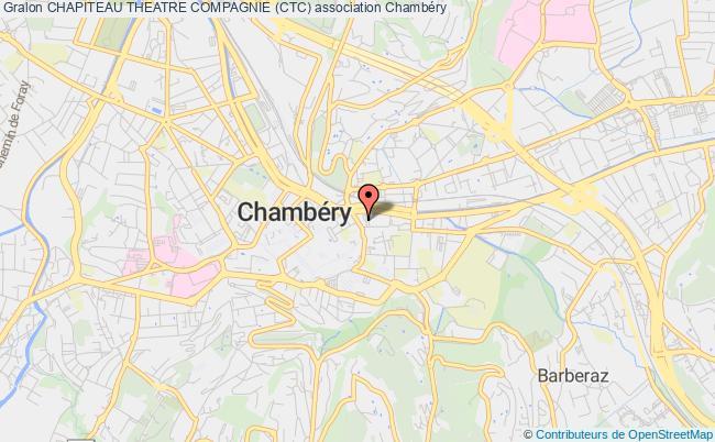 plan association Chapiteau Theatre Compagnie (ctc)