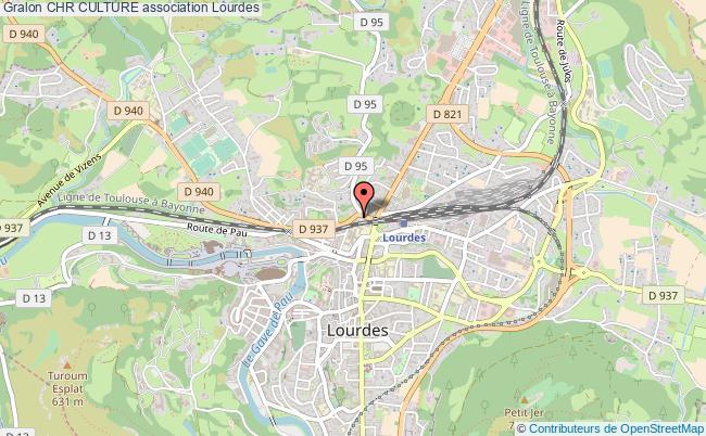 plan association Chr Culture Lourdes