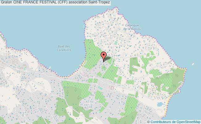 plan association Cine France Festival (cff)