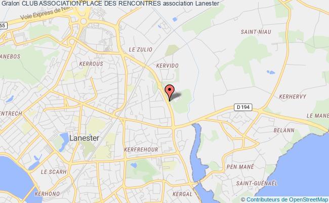 plan association Club Association Place Des Rencontres