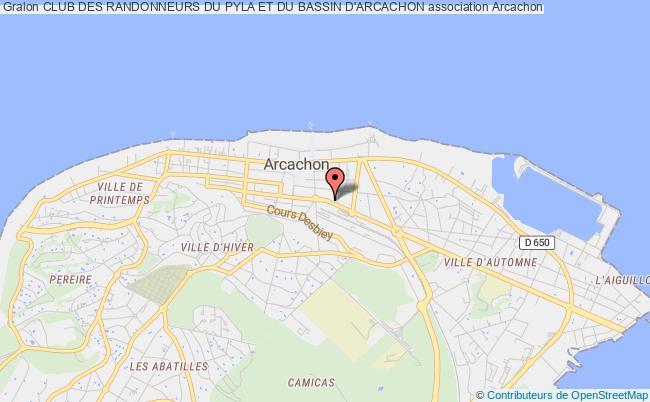 Club Des Randonneurs Du Pyla Et Du Bassin D Arcachon Association
