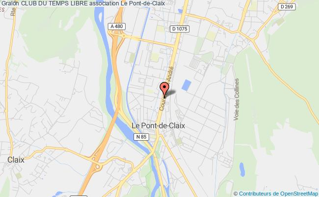 plan association Club Du Temps Libre