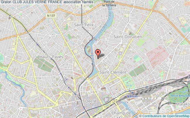 plan association Club Jules Verne France