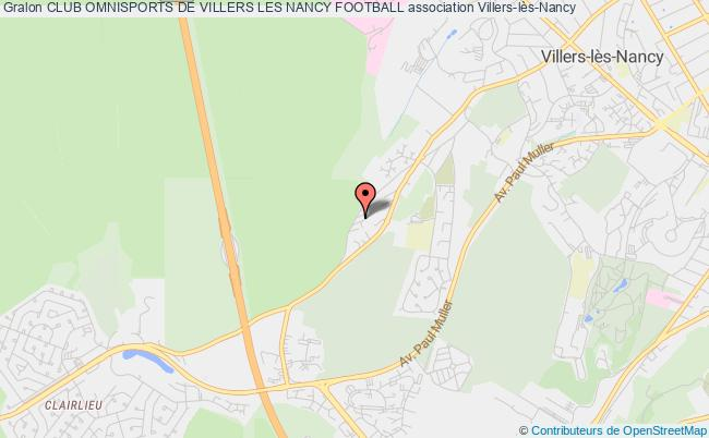 CLUB OMNISPORTS DE VILLERS LES NANCY FOOTBALL