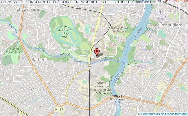 plan association Cn2pi - Concours De Plaidoirie En Propriete Intellectuelle