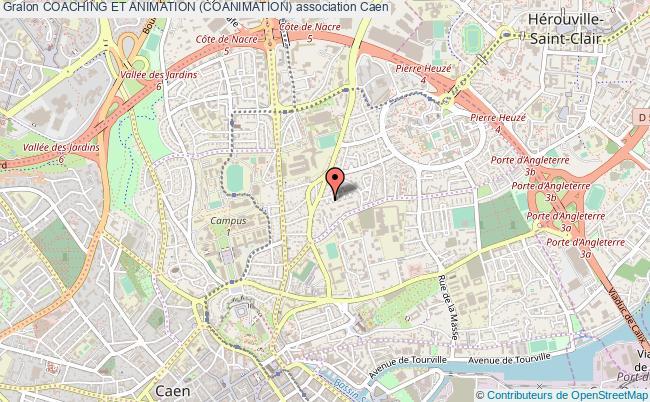 plan association Coaching Et Animation (coanimation)