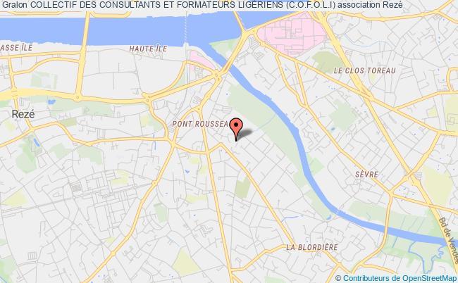 plan association Collectif Des Consultants Et Formateurs LigÉriens (c.o.f.o.l.i)