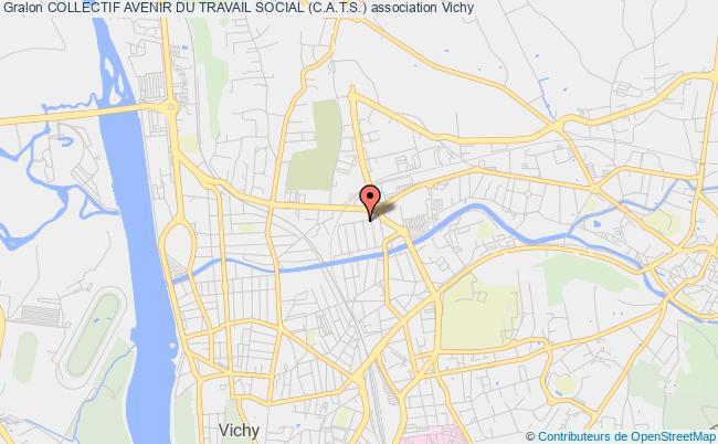 plan association Collectif Hadi Vichy