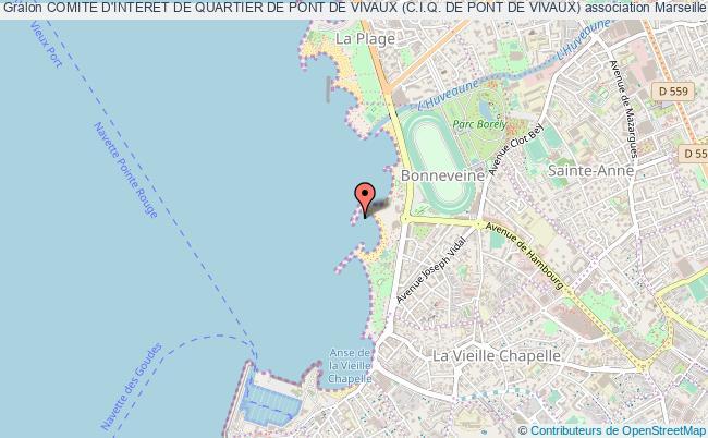 Comite D Interet De Quartier De Pont De Vivaux C I Q De