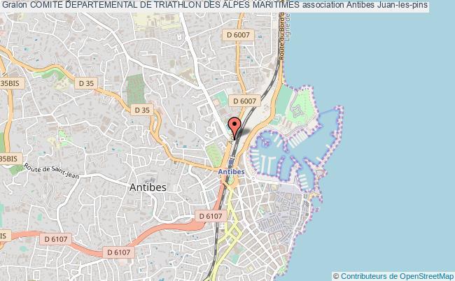 triathlon alpes maritimes