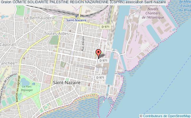 plan association Comite Solidarite Palestine Region Nazairienne (csprn)
