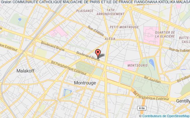 plan association Communaute Catholique Malgache De Paris Et Ile De France Fiangonana Katolika Malagasy Eto Paris Ile De France Fkmp